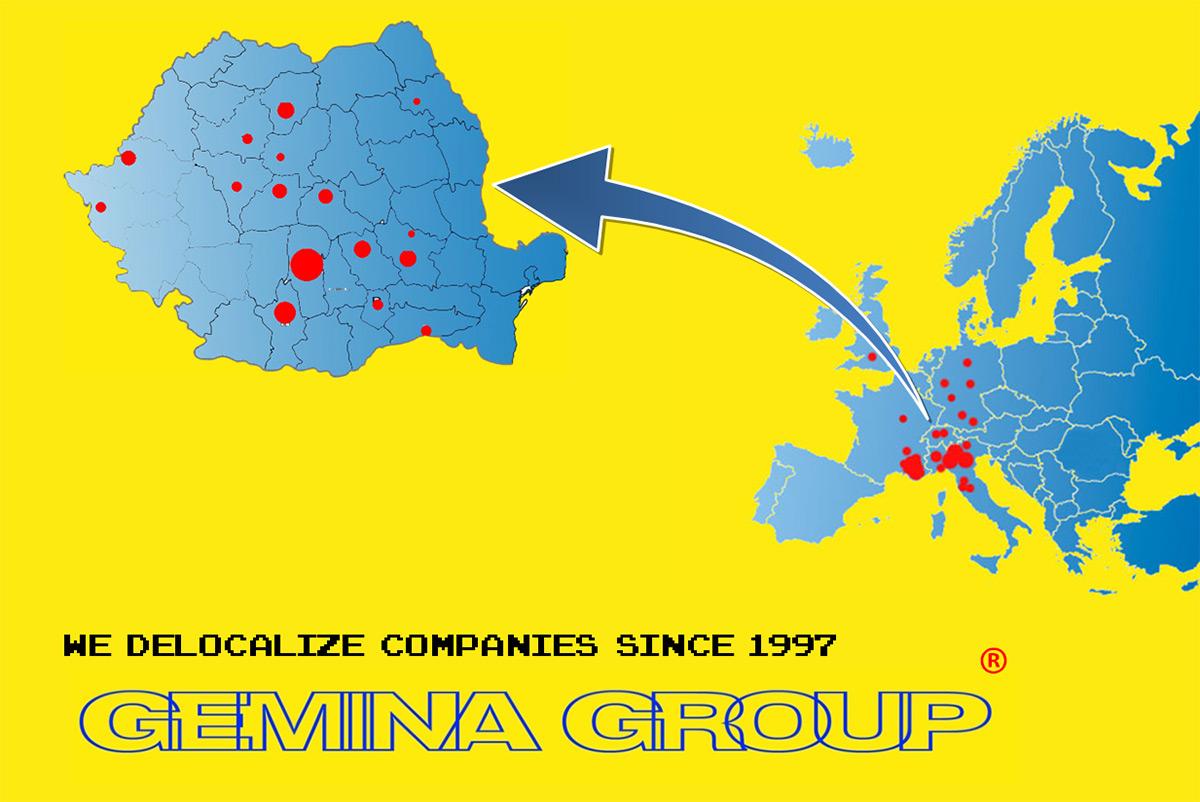DELOCALIZAREA  si INTERNATIONALIZAREA  in special in  Romania